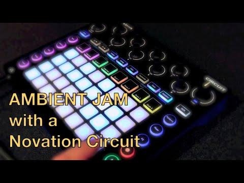 Novation Circuit Ambient #10 - Flak Cannon - Video - 4Gswap org