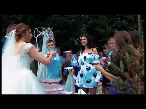 Дует ведучих на весілля Magik, відео 1