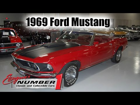 1969 Ford Mustang (CC-1414431) for sale in Rogers, Minnesota