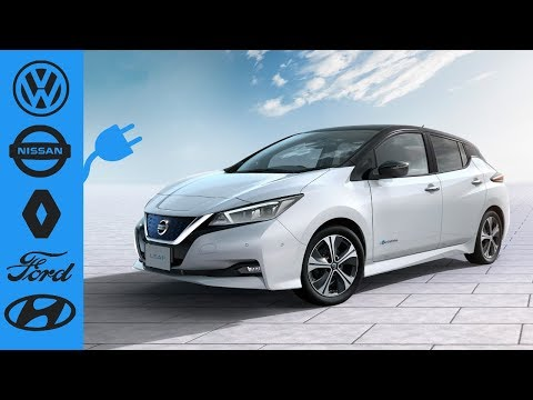 Top 5 Cheapest All-Electric Cars w/ Good Performance