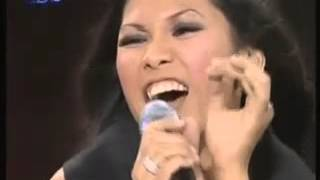 Anggun at the 5th Arabian Star Academy, Lebanon