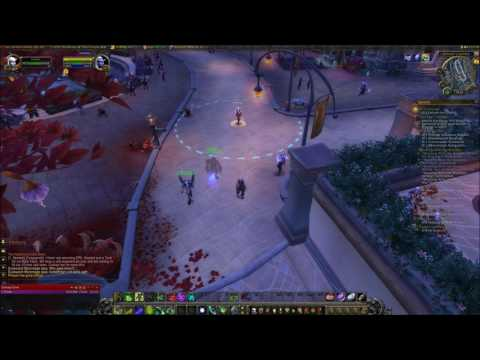 Shift Change - World of Warcraft
