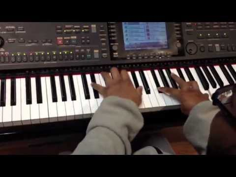 Terrence Shider - How Great is Our God (Piano Demonstration)