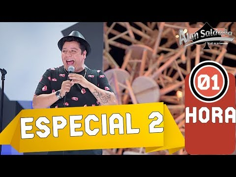 Alan Saldaña   2.º Especial 1 HORA (Monologos 2019)