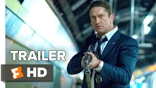 London Has Fallen Official Trailer 1 2016  Gerard Butler Morgan Freeman Action Movie HD