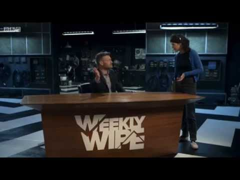 Je suis Charlie - Hilarious American TV Reactions - Charlie Brookers Weekly Wipe