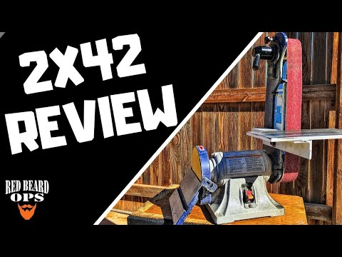 2×42 Belt Grinder / Sander Review – Worth It?