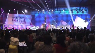'The Real' Takes Essence Fest