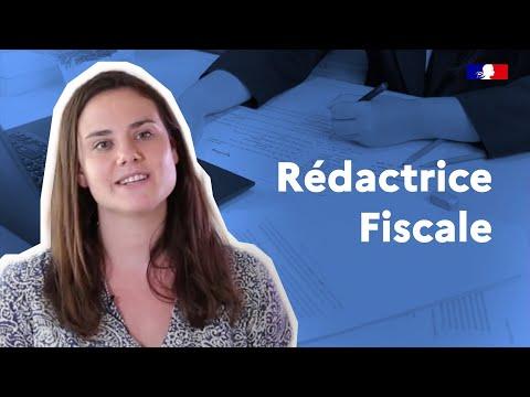 Video Mon métier en 60 secondes | Rédactrice fiscale