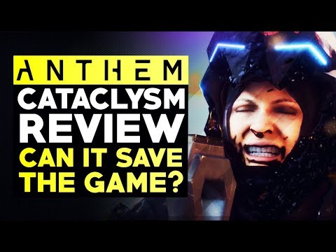 Anthem CATACLYSM REVIEW: Is it Actually Good? My Opinion & Impressions after playing....