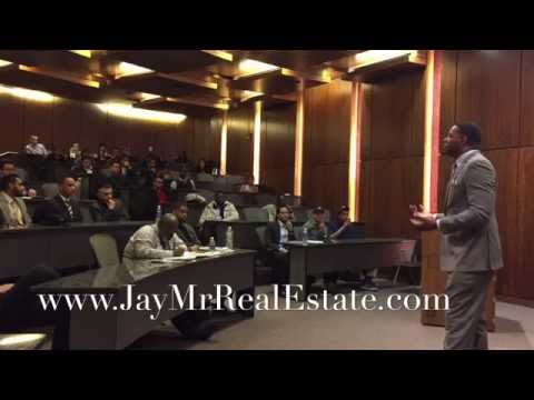 "Jay ""Mr.Real Estate"" Morrison A Real Life Transformation at Rutgers University"