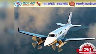 Book Brilliant Emergency Air Ambulance Service in Bhubaneswar