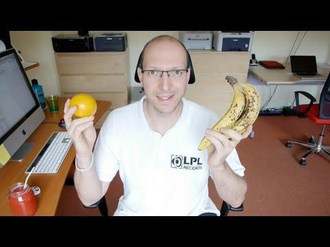 Diät Killer? Mit Obst abnehmen - zu krass oder gesund? [VEGAN]
