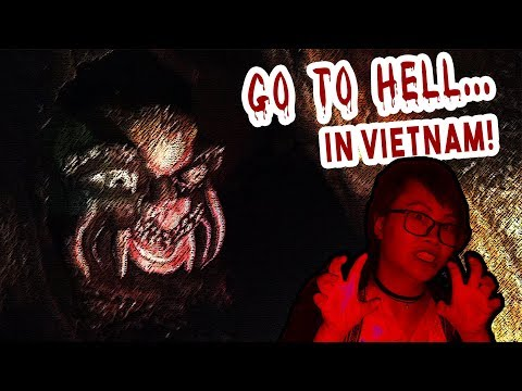 The HELLISH Caves of the Marble Mountains! | Da Nang, Vietnam