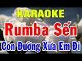 Karaoke Nhc Sng Rumba Nhc Sn Bolero Nhc Vng Tr Tnh LK Con ng Xa Em i Trng Hiu