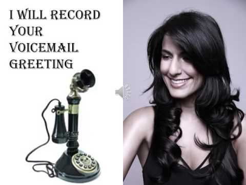 Voicemail greetings services fivesquid m4hsunfo