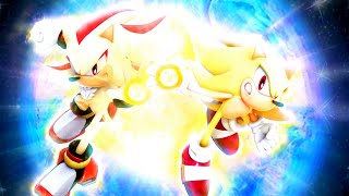 Sonic Adventure 2 HD with Super Sonic and Shadow!