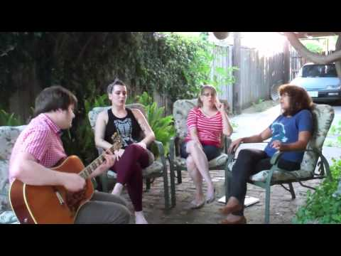 "The Bang Girl Group Revue ""Another Notch On His Belt"" Acoustic"