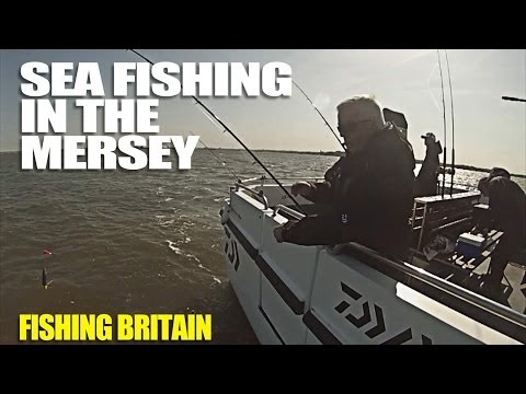 Sea Fishing in the Mersey – Fishing Britain Shorts
