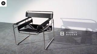 Wassily Chair By Marcel Breuer | Mid Century Modern Furniture