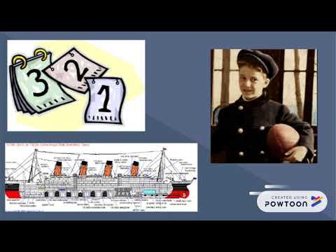 Deadly Voyage: RMS Titanic Jamie Laidlaw