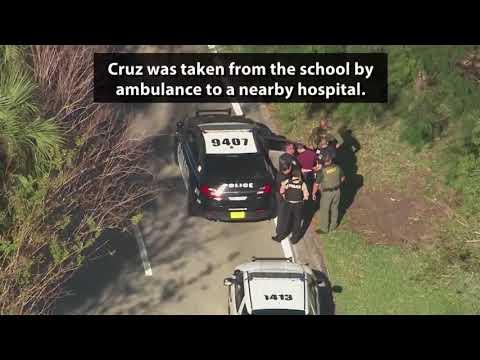 Who Is Nicolas De Jesus Cruz, Alleged Gunman In Florida School Shooting?