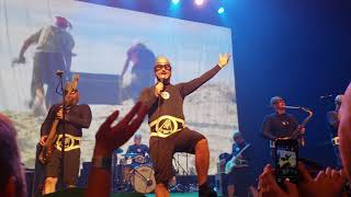 "Captain Hampton and the Midget Pirates(Matinee)The Aquabats April 7th 2018 ""The Fury Of The Aquabats"