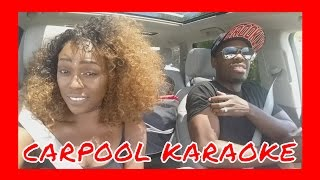 GOSPEL CARPOOL KARAOKE #Soinlovefamily Aaron Sledge Closer