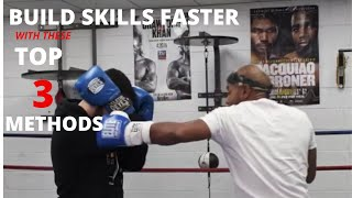 Improve Your Boxing Skills Using The 80/20 Rule