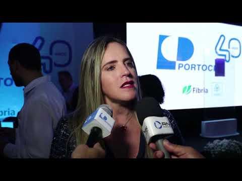 Portocel em Aracruz celebra os 40 anos de operação
