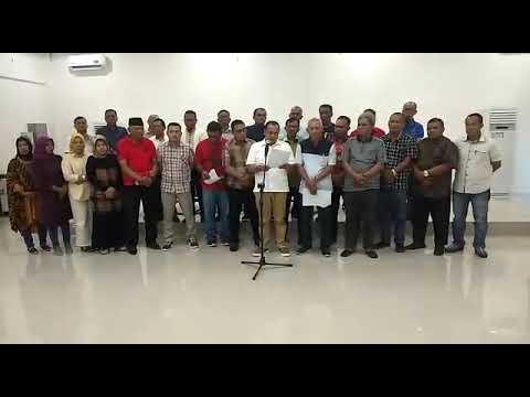 Hasil Rapat Kabupaten Batu Bara Menanggapo Covid-19