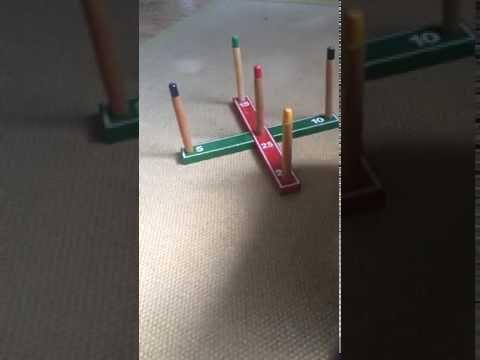 Geschicktes Schipperke 2 (Ringwurfspiel)