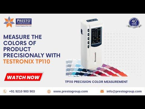 TP110 Precision Color Measurement Instrument