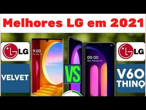 Melhores Celulares da LG !! Ainda vale comprar Celular da LG ?