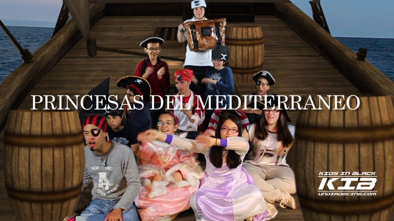 PRINCESAS DEL MEDITERRANEO