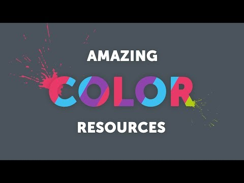 Amazing Color Resources For Designers