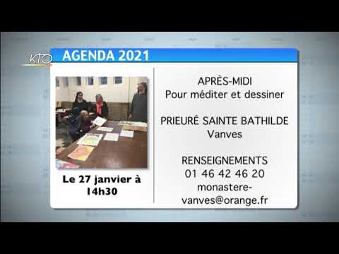 Agenda du 18 janvier 2021