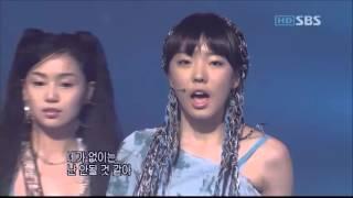 씨야Seeya - 미 친 사랑의 노래(Crazy Love Song) Live Accident(방송사고)