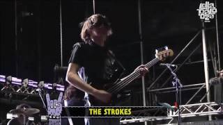 The Strokes - Barely Legal @Lollapalooza Argentina 2017