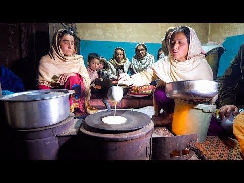 ہنزا وادی میں طویل عرصے تک کھانے کا کھانا - ایندھن پر بھاری خوراک، پاکستان | پاکستانی فوڈ ٹور!