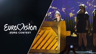 Molly Sterling - Playing With Numbers (Ireland) - LIVE at Eurovision 2015: Semi-Final 2