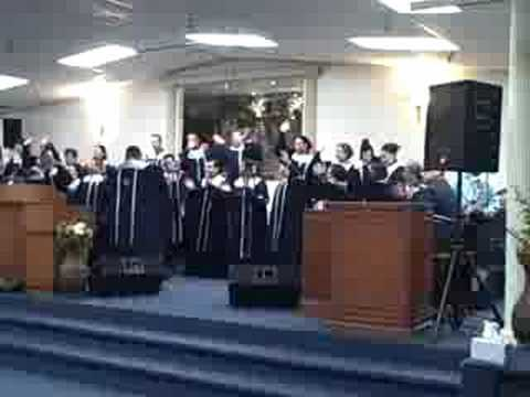 """Thank God I know I'm Blessed"" Apostolic Tabernacle Choir"