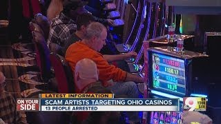 Scam Artists Target Ohio Casinos
