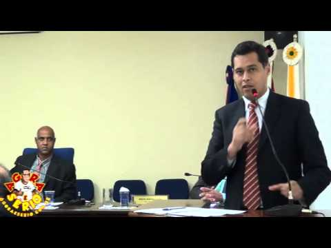 Tribuna Vereador Pedro Angelo dia 8 de Setembro de 2015