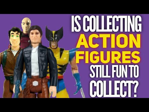 Is it still fun to collect Action Figures?