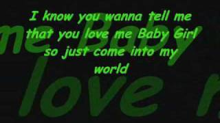 baby girl with lyrics/by dj sancho