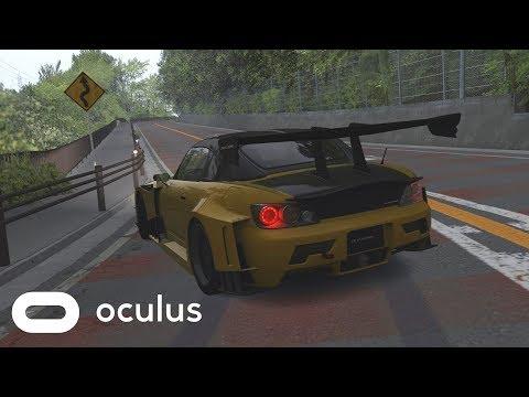 TOUGE RUN J's Racing S2000 - Assetto Corsa VR Gameplay