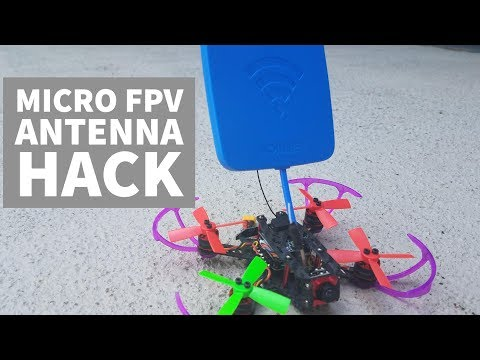 how-to-replace-broken-fpv-antenna-race-drone--mico-race-quad-antenna-change