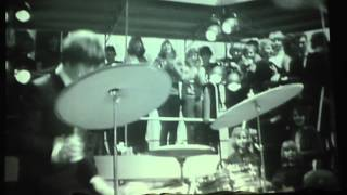 Ringo Starr of the Beatles sings I Wanna Be Your Man 1964