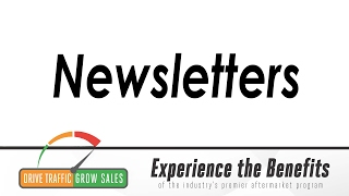 Newsletters: Content to Make Your Business Boom